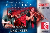 Koncert: Duo Odin&Harevis - Maltiox project