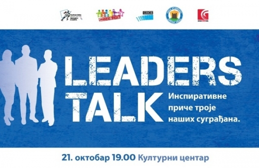 """Leaders Talk"""
